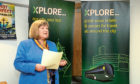 Elsie Turbyne, managing director of Xplore Dundee