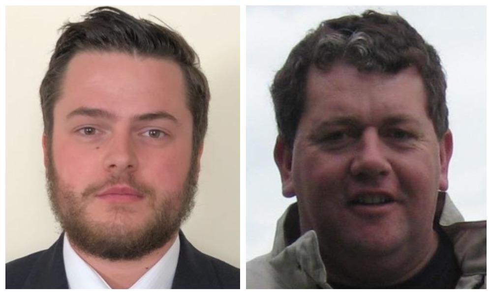 Alexander Stirling and Douglas Lawie