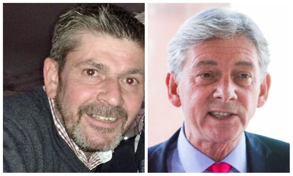 David Ramsay and Richard Leonard