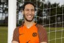 Dundee United defender Bilel Mohsni