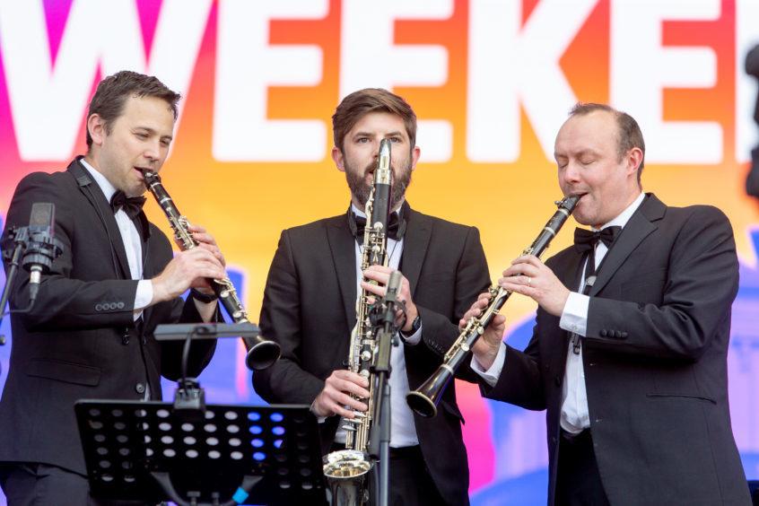 Scottish Jazz Orchestra performance