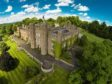 The historic Scone Palace