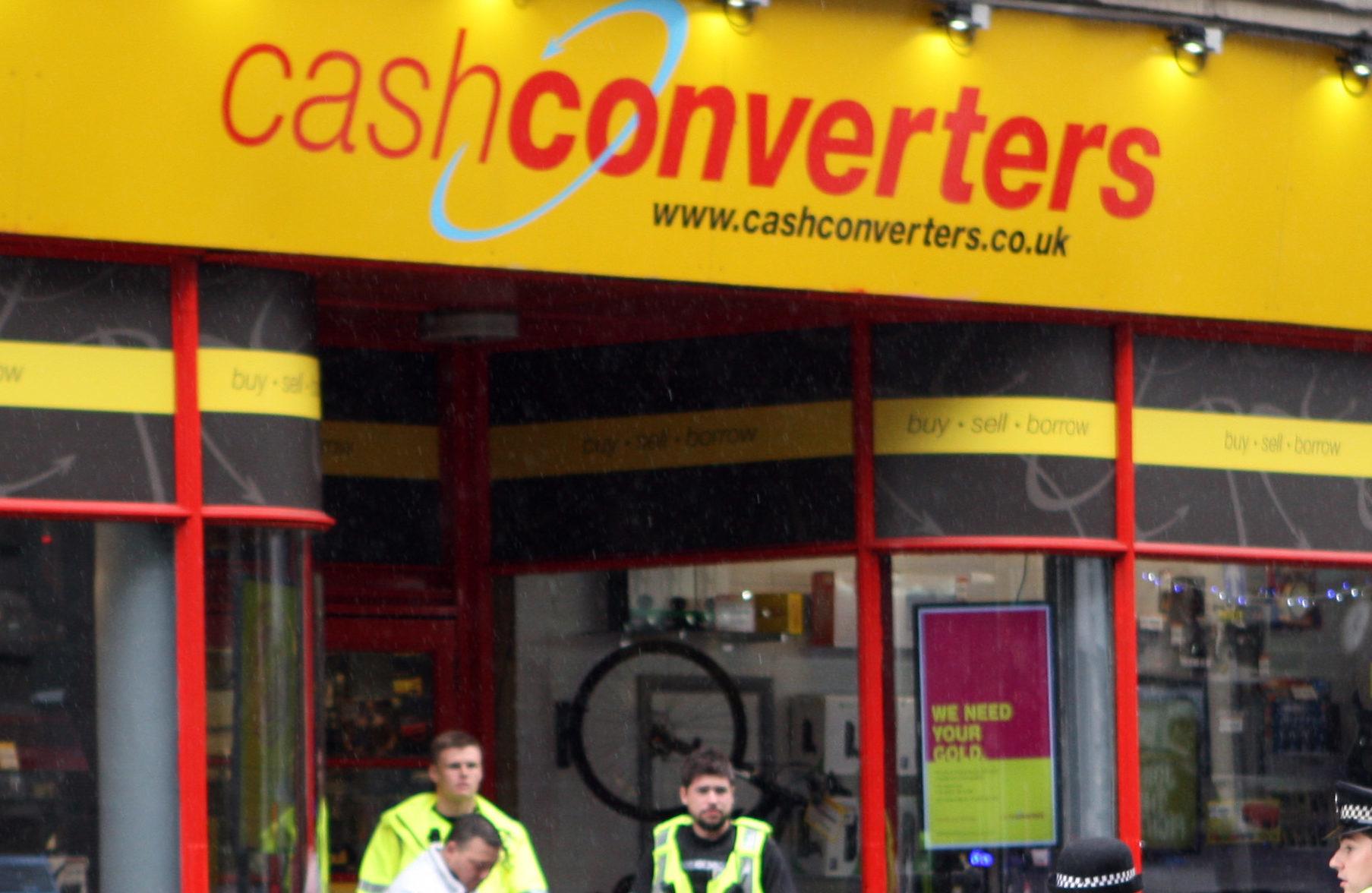 Cash Converters on Whitehall Crescent