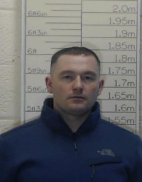 Castle Huntly absconder Neil McInally