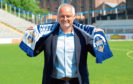 Ray McKinnon unveiled as the new Morton manager