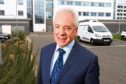 NHS Tayside Chief Executive Malcolm Wright