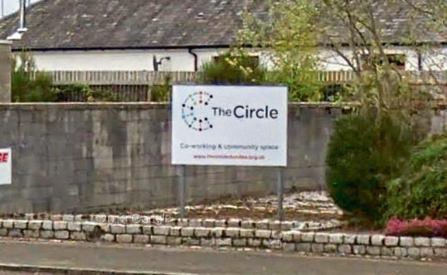 The Circle, located in Staffa Place