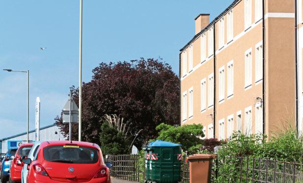 Court Street North (stock image)