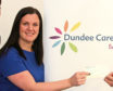 Stacey Clark of Dundee Carers Centre