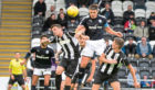 Darren O'Dea scored when Dundee met St Mirren in pre-season last term.