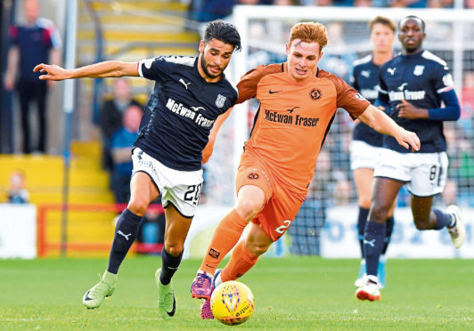 Dundee and Dundee United met twice last season at Dens Park in the Betfred Cup, with a draw and then a win for the Dark Blues in the second round.