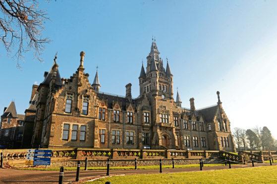 Morgan Academy, Dundee.