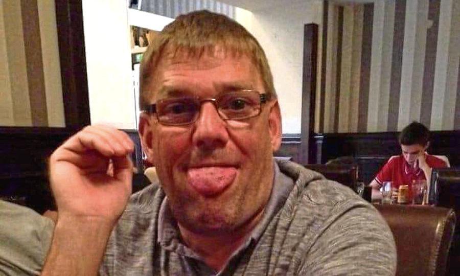 Missing man Stephen Neil