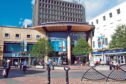 Dundee's Overgate centre