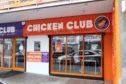 Chicken Club on Lochee High Street