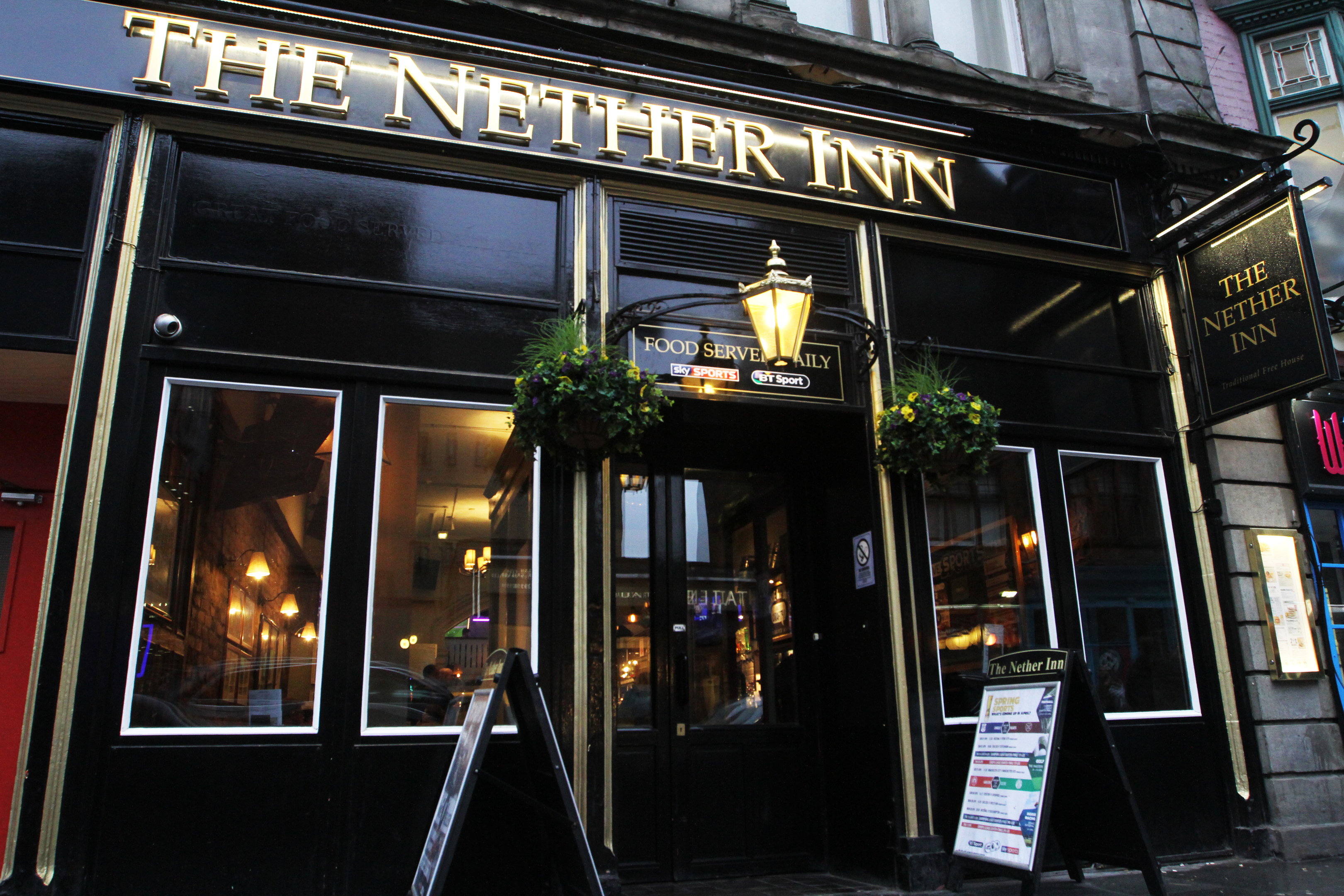 The Nether Inn