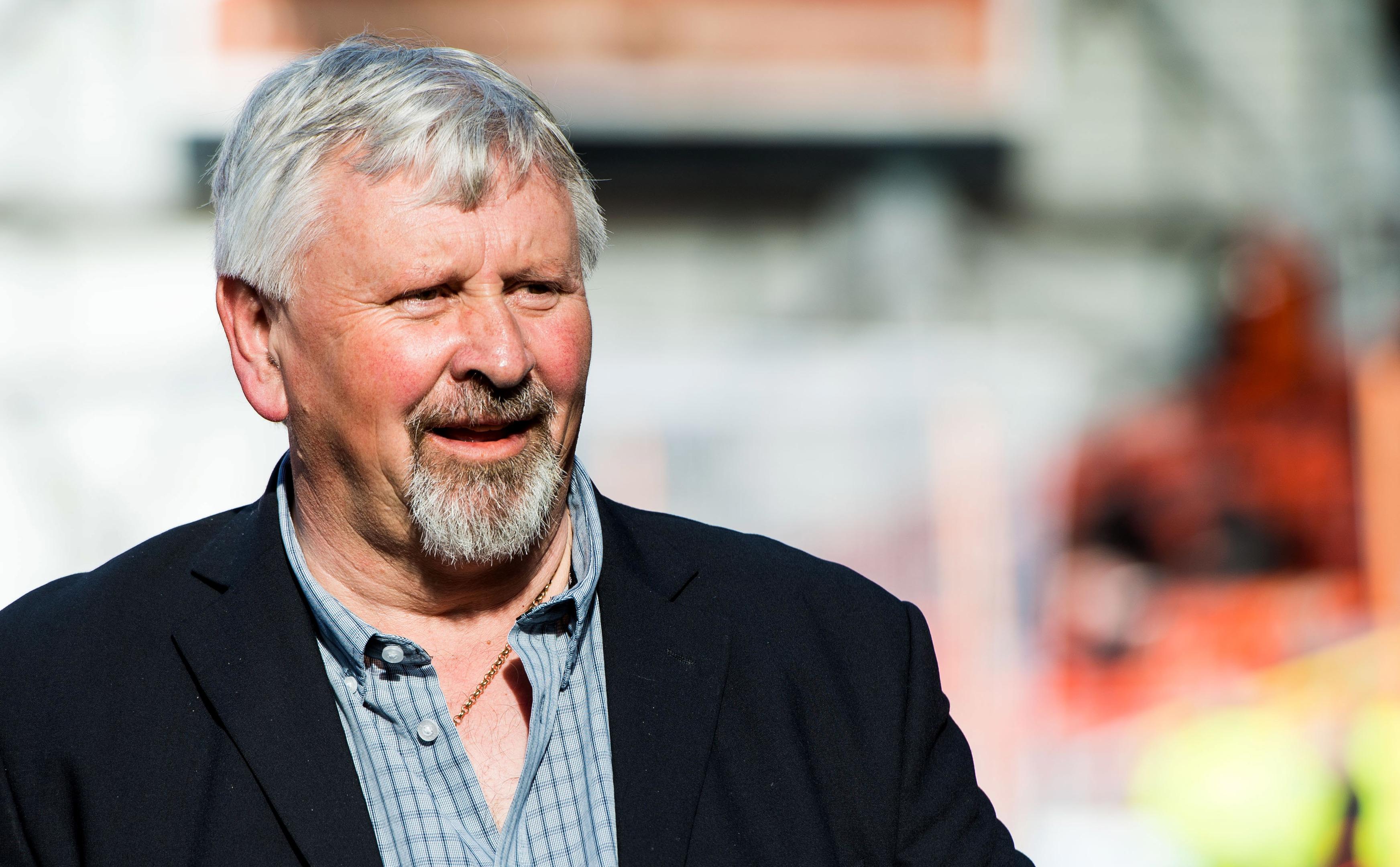 Dundee United legend Paul Sturrock.