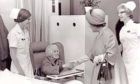 The Queen Mother at Ninewells Hospital