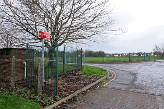 The site of the old Kingspark school in Gillburn Road