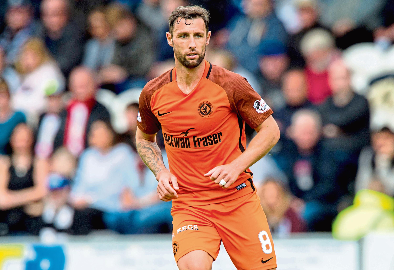 Former Dundee United striker Scott McDonald.