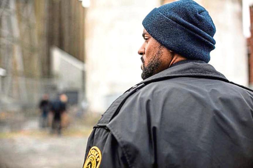 Canadian film Black Cop