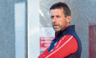 Dundee manager Neil McCann
