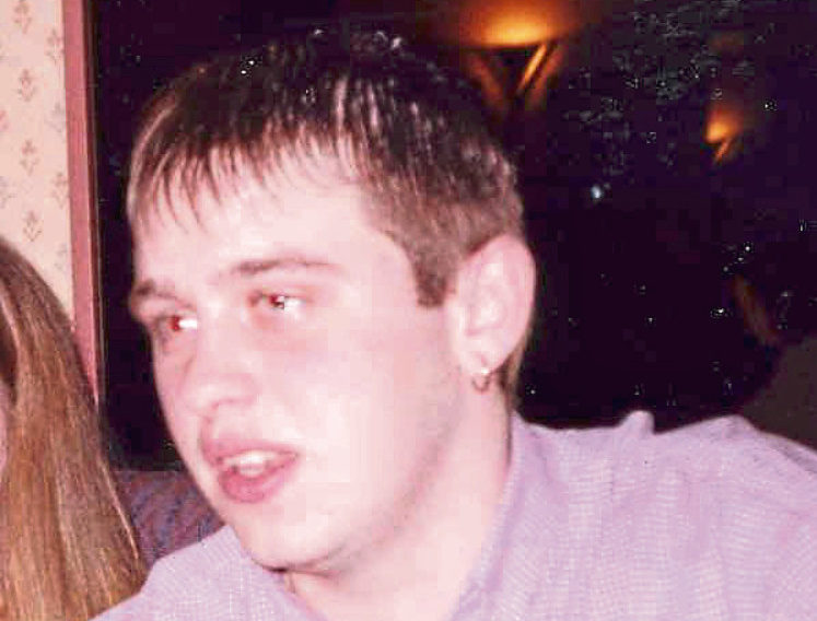 Dundee murder victim James Connelly