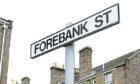 Forebank Street in Dundee
