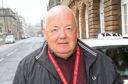 Dundee taxi driver Chris Elder