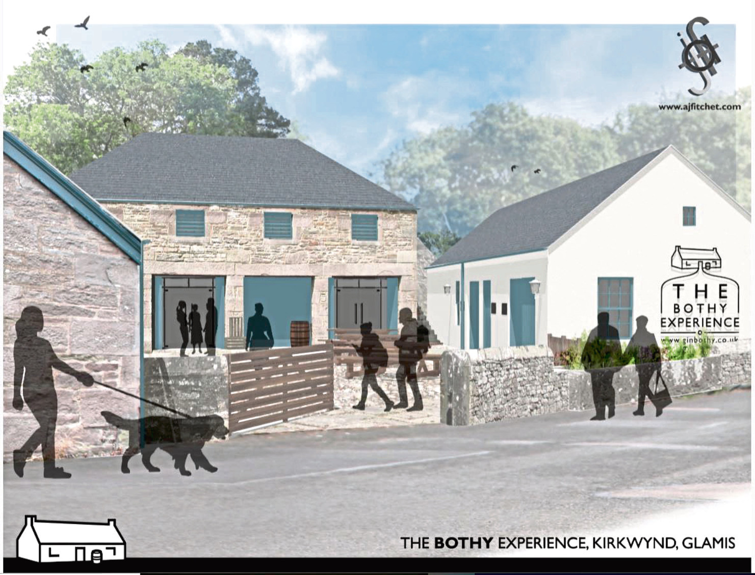 An artists' impression of the proposed centre.