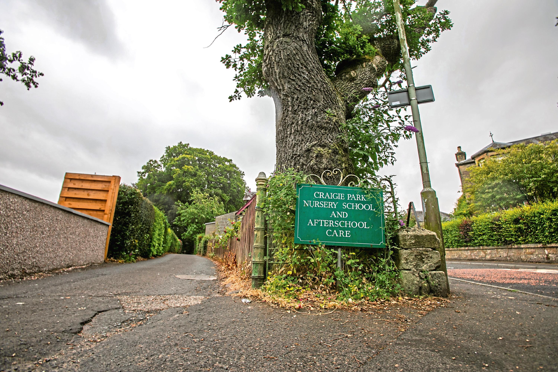 Craigie Park Nursery