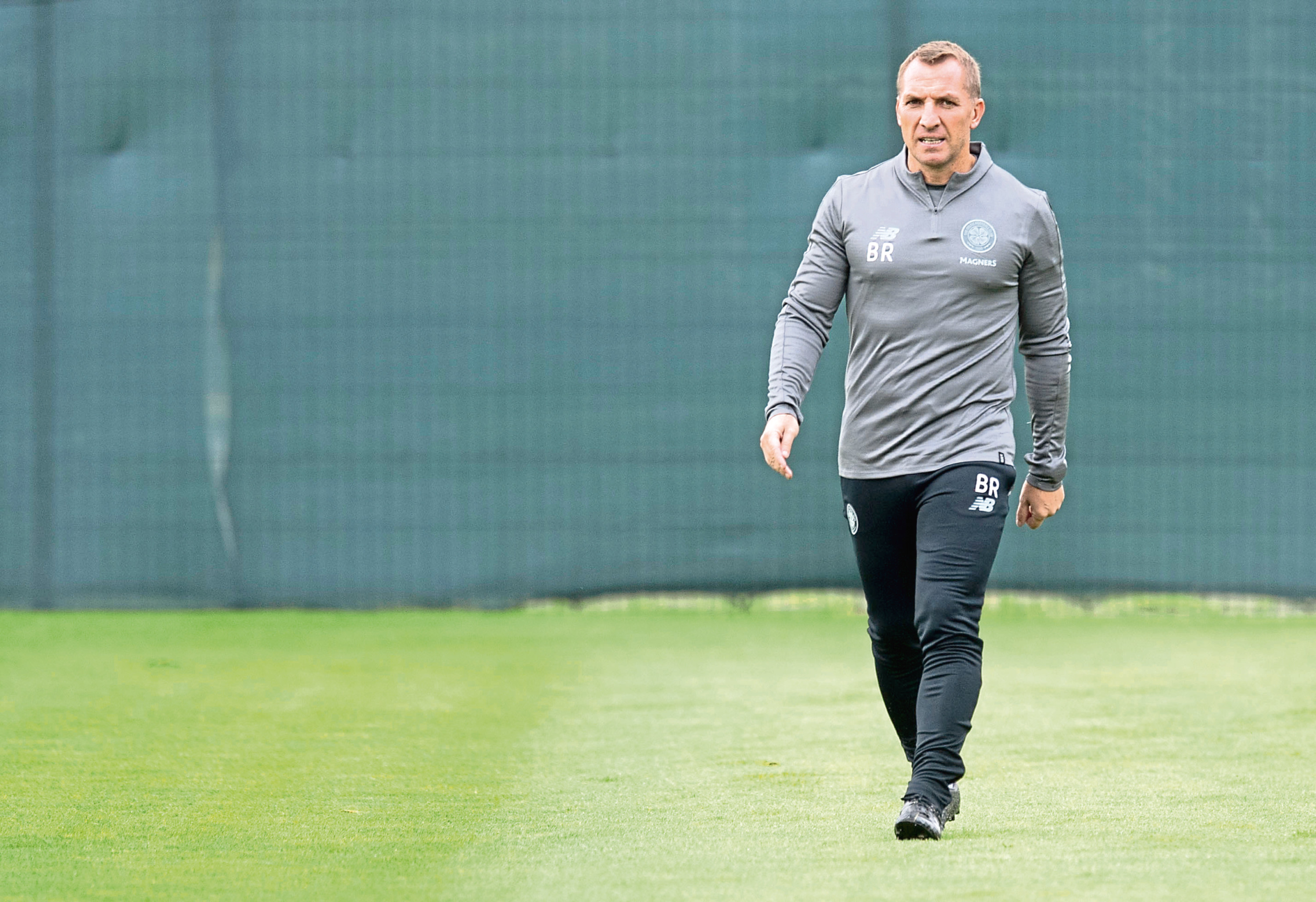 Celtic manager Brendan Rodgers hopes Kieran Tierney could be fit for Sunday's tie against Motherwell
