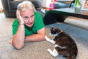 Owner Andy, and his wife Audrey, were 'devastated' to have Levi put to sleep