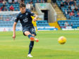 The recent performances of Jesse Curran have given Dundee's management team food for thought at full-back.