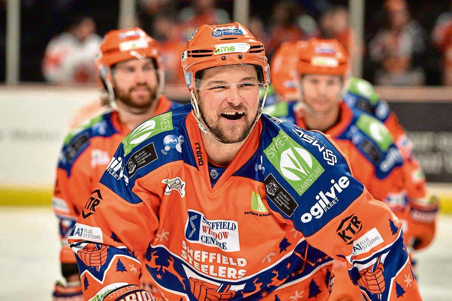 Matt Marquhardt is now Dundee Stars' assistant coach.