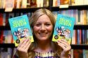 Author Pamela Butchart with her new book.