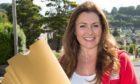 Lottery ambassador Judie McCourt