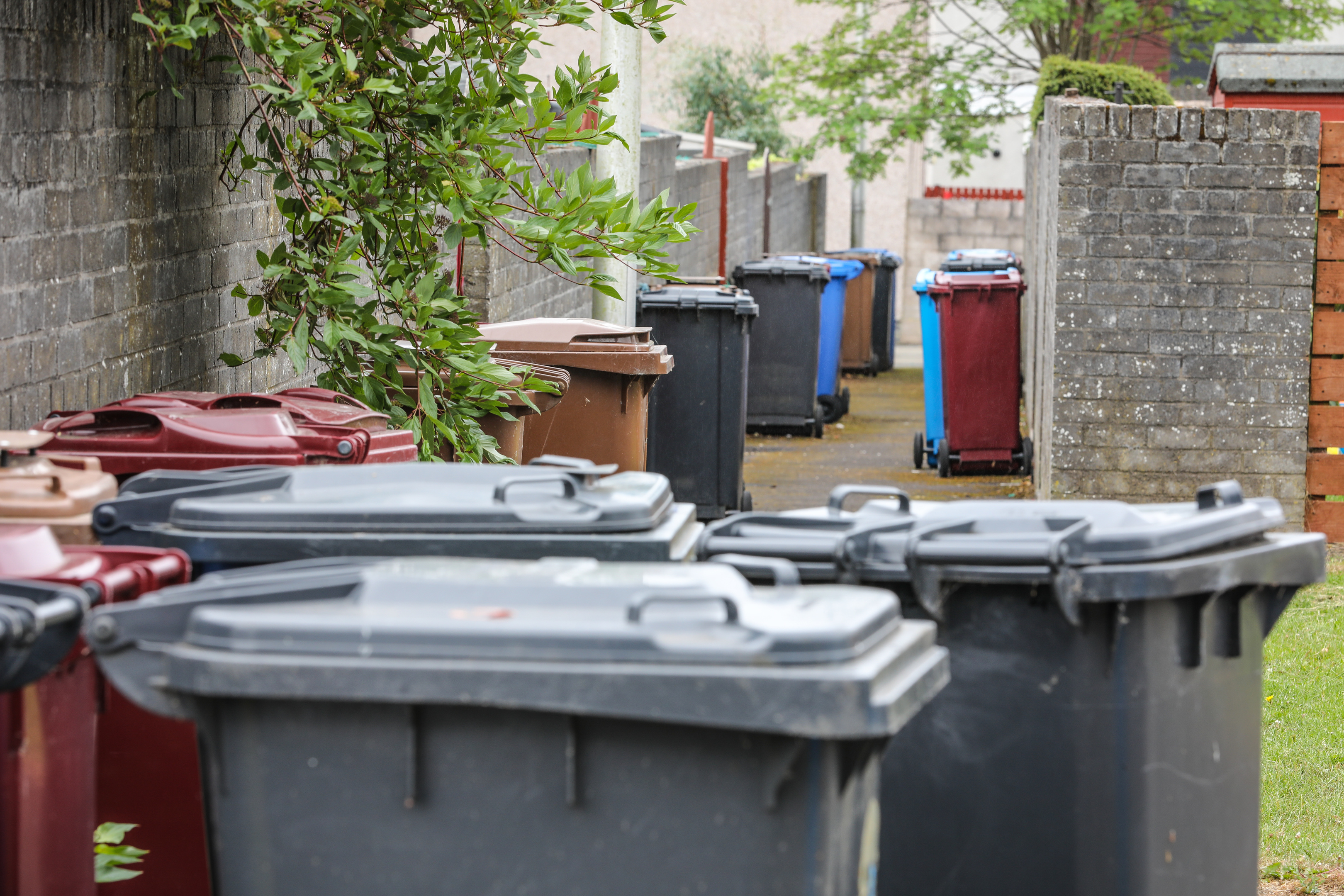 Refuse collectors will now be following new guidance