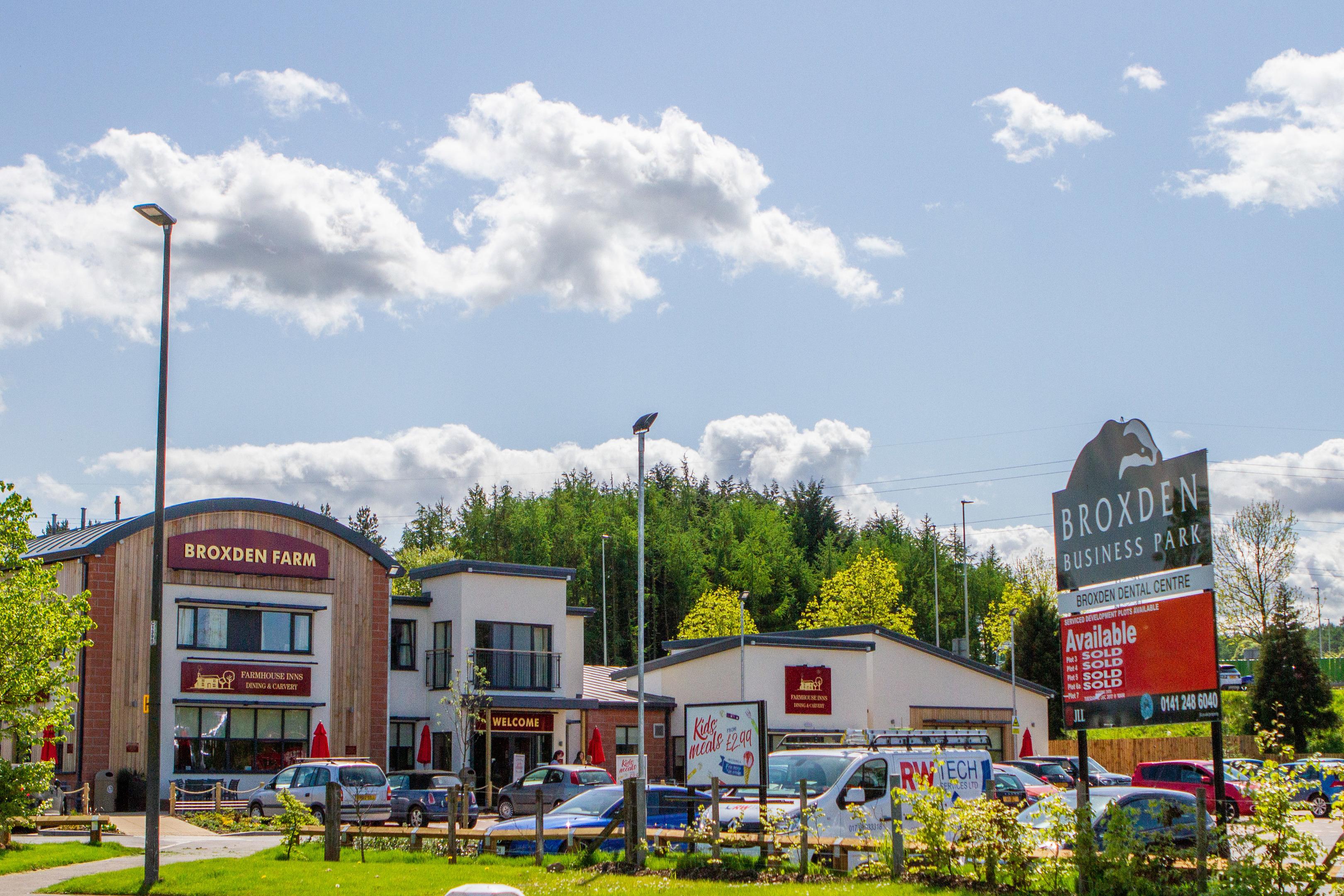 Broxden Business Park, Lamberkine Drive