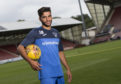Faissal El Bakhtaoui is on loan at Dunfermline from Dundee