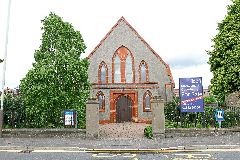 Panmure Church in Monifieth