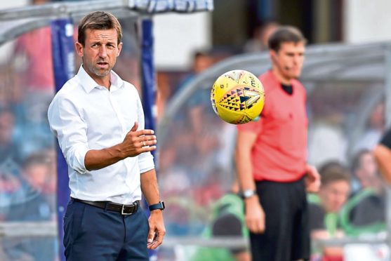 Neil McCann has transformed Dundee's squad since arriving at the club last summer but isn't finished shaping his current squad.