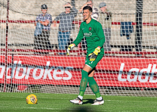 Swiss stopper Benjamin Siegrist believes the Terrors are ready for the cut and thrust of life in the Championship as they aim for promotion at the third time of asking.