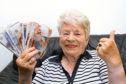 Maureen Gallozzi picked up £500 in cash courtesy of the Tele's redesign competition.