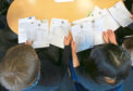 Results have arrived for thousands of school pupils.