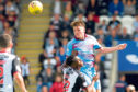 Central midfielder Lewis Spence has impressed in his last two displays for Dundee but is determined to be part of a successful side this campaign – and that means taking their chances.