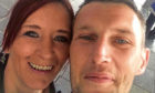 Married couple Yvonne Thomson and Mark Thomson were both jailed for their part in the fight in Spey Drive