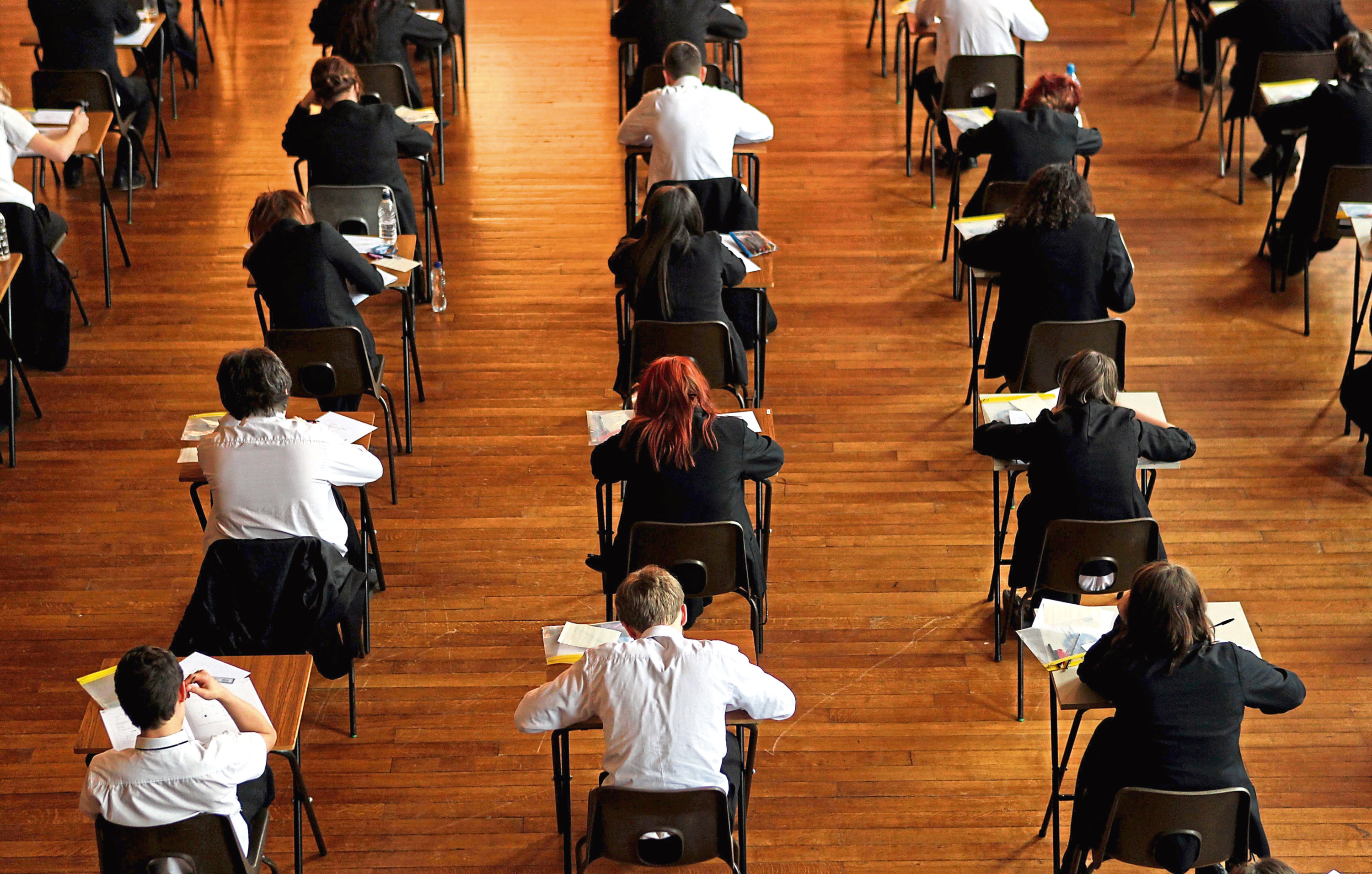 The council hopes to improve the overall performance of Dundee's poorest schoolchildren.
