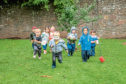 Youngsters at Woodlea Children's Centre