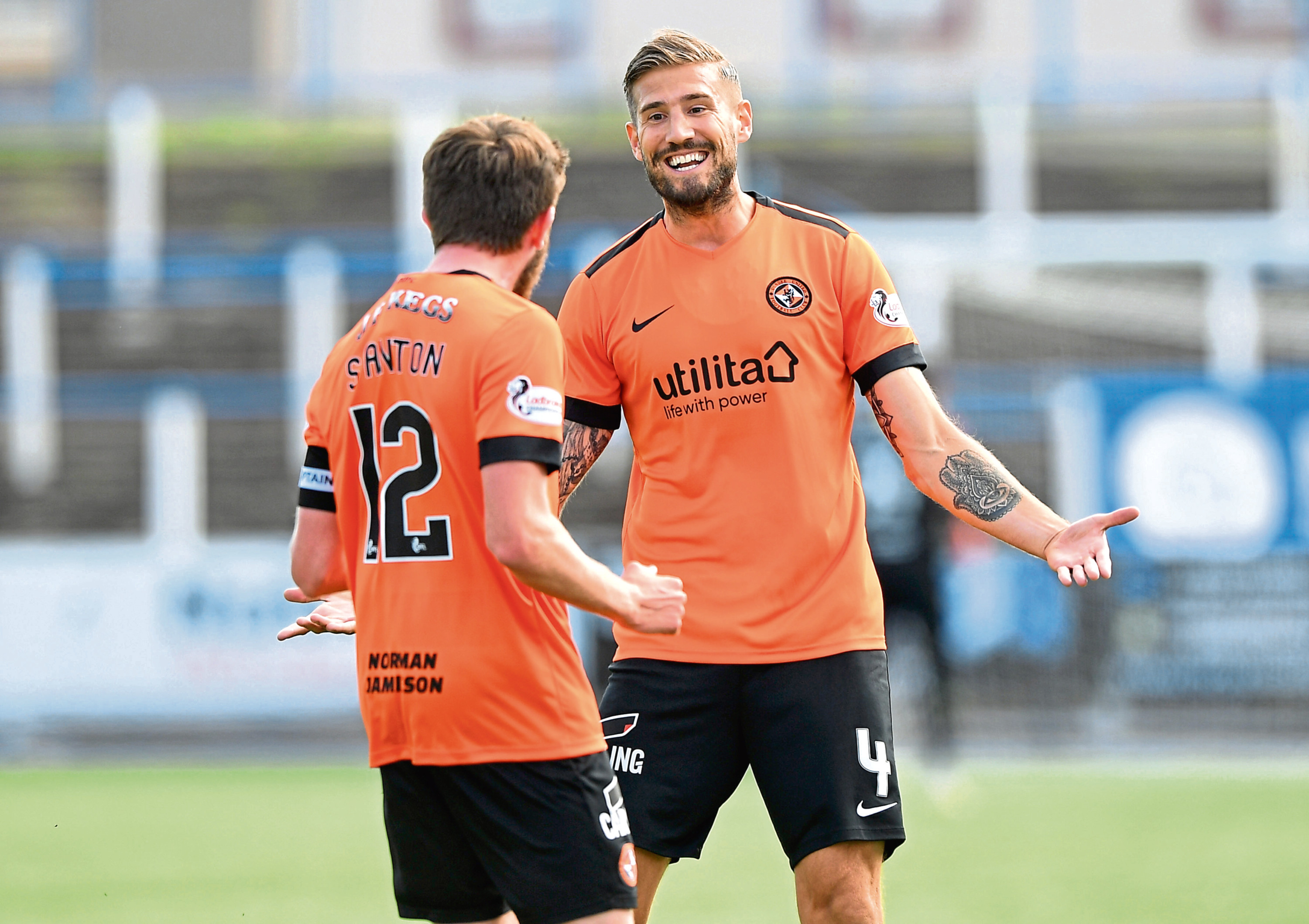 Dundee United will hope their team bonding session last weekend can help them to keep their winning form going when Partick Thistle come calling on Saturday.